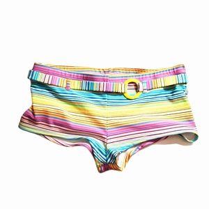 Vie En Rose bikini bottom, boy short